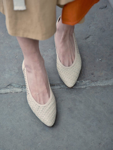 Nina Ricci vintage shoes | Rabbit the Archivist | ON SLOWNESS