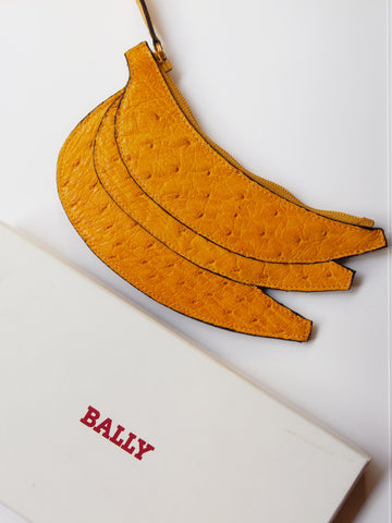 vintage Bally wallet | on slowness