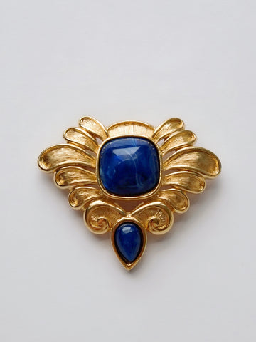 vintage trifari brooch | on slowness