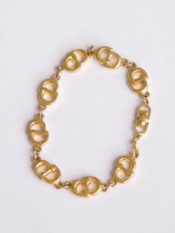 vintage Christian Dior bracelet | on slowness