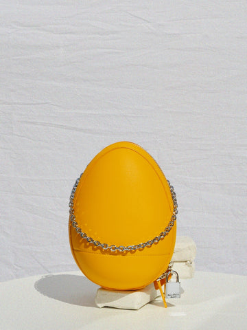 Yese Studio Aya Bag mango colour