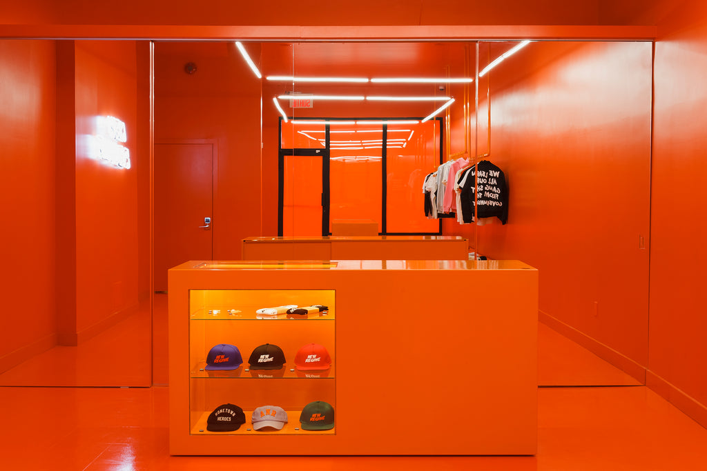 Atelier New Regime Flagship Store
