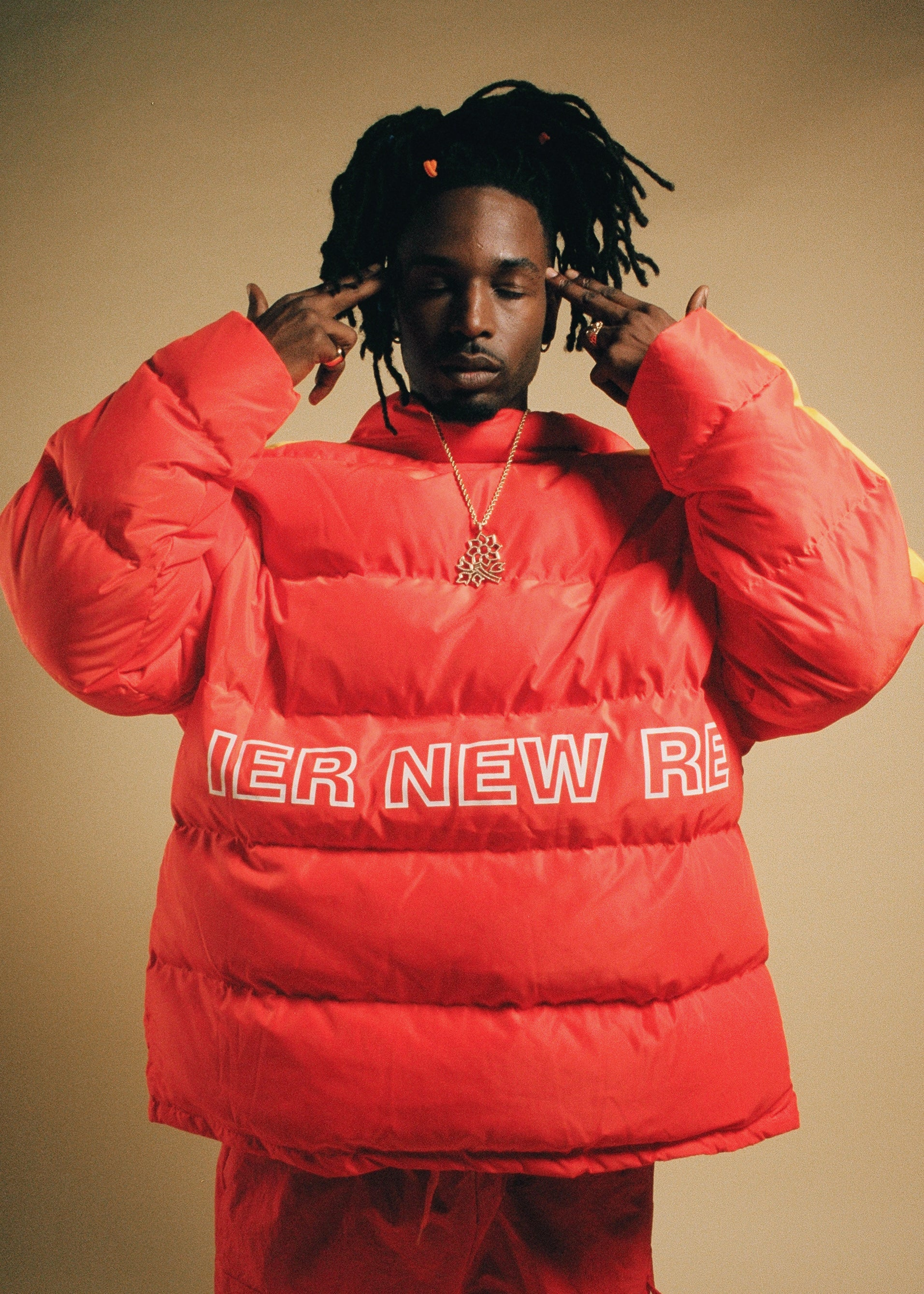 Jazz Cartier for Atelier New Regime