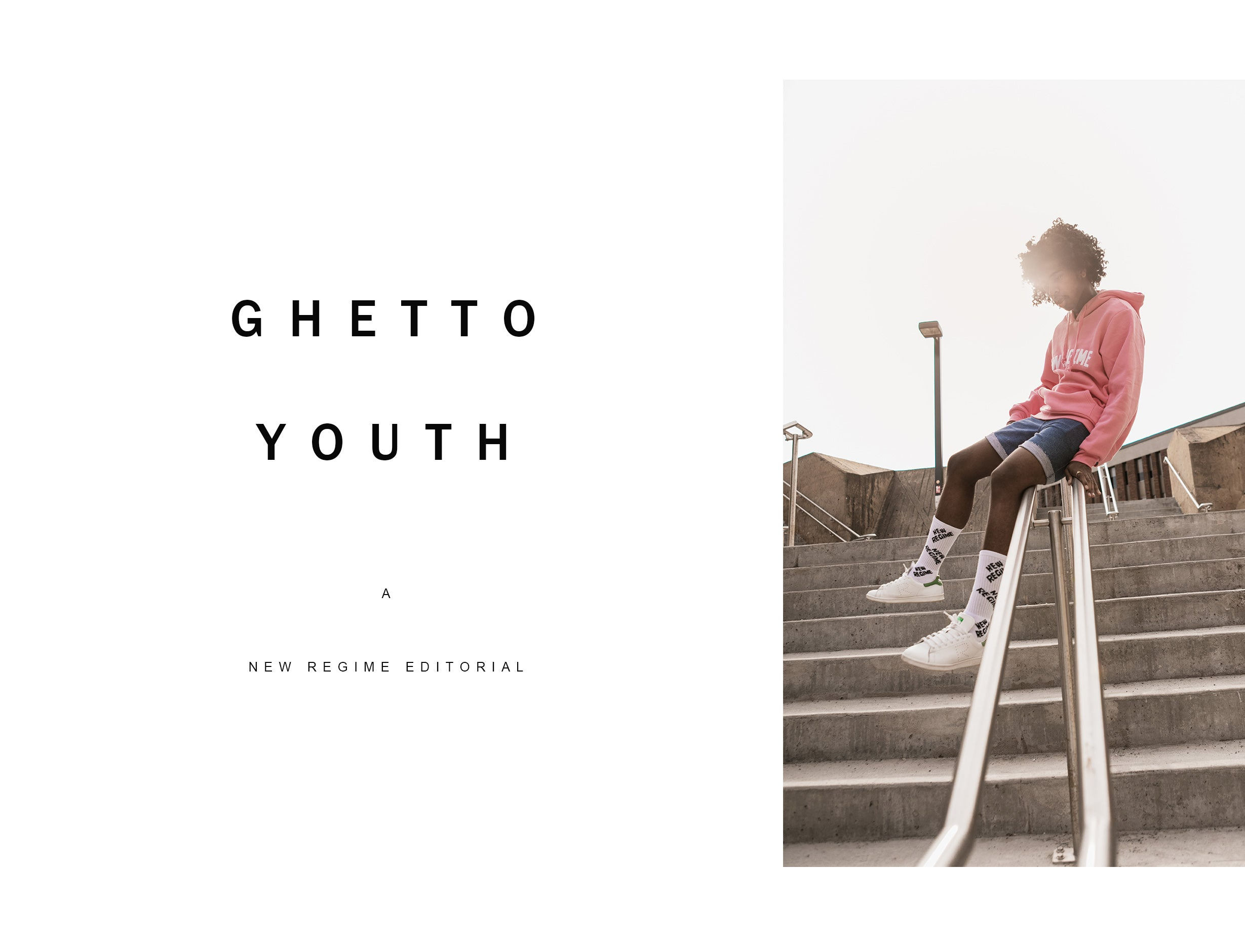 Atelier New Regime - Ghetto Youth