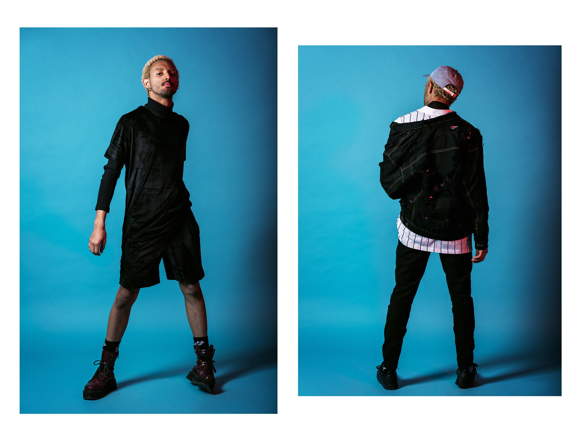 Magazine Boy for Atelier New Regime