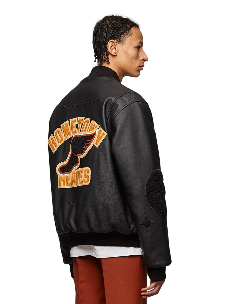 Hometown Heroes Leather Jacket (Variant Edition)