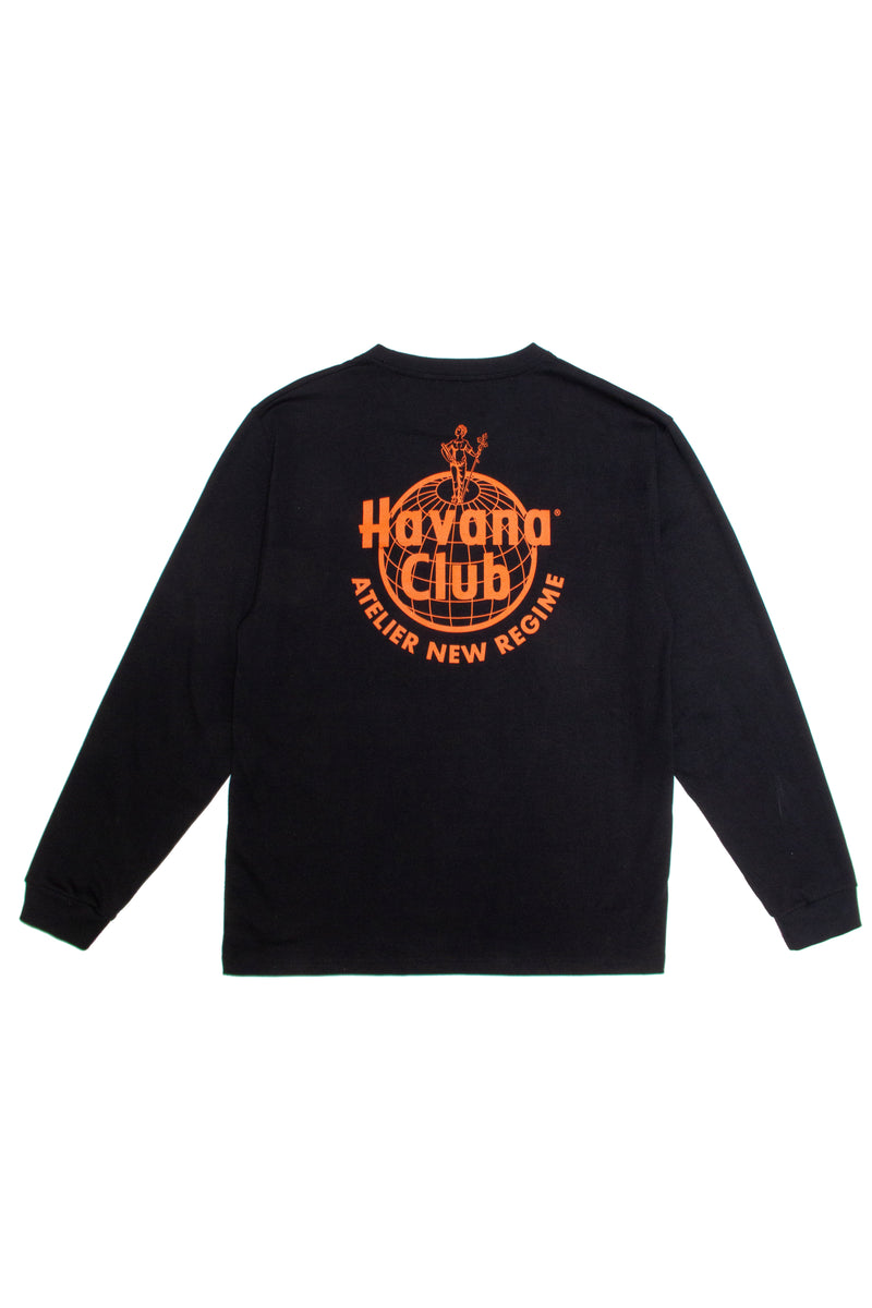 Havana Club x Atelier New Regime long sleeve