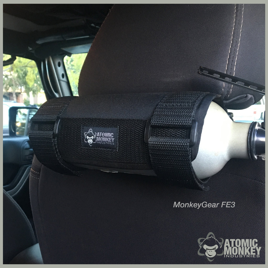 MonkeyGear FE3 Headrest Harness