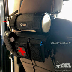MonkeyPack FE/PR Headrest Combo