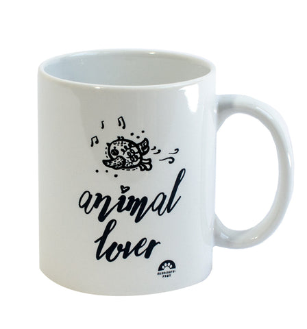 Animal Lover ceramic mug