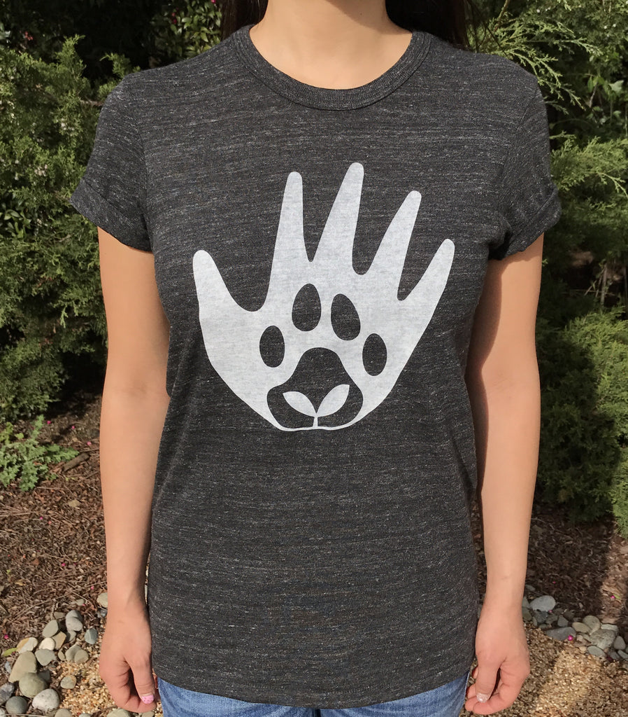 Meaningful Paws Logo t-shirt( Unisex )