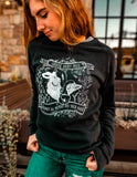 Choose Dairy Free Eco Unisex Sweatshirt