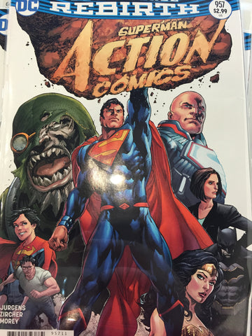 Action Comics Comic
