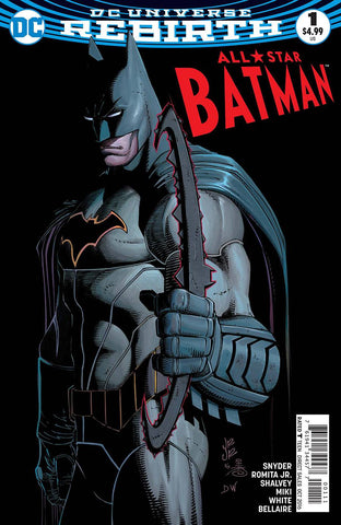 All Star Batman Comic