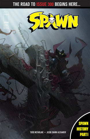 Spawn #296 - Cover A