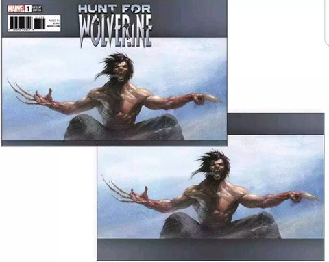Hunt for Wolverine Dell'Otto Variant Set