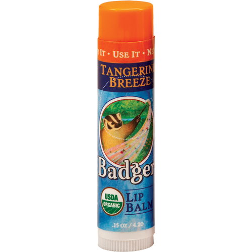 Tangerine Breeze Lip Balm - Car Shirts Guy