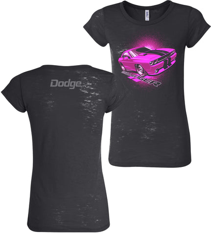 Ladies Challenger Burnout T-Shirt