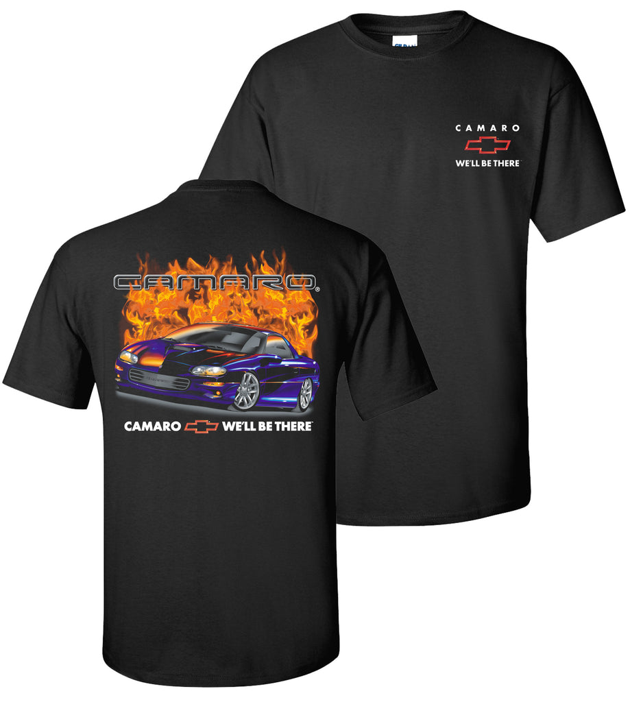 Camaro T-Shirt - Car Shirts Guy