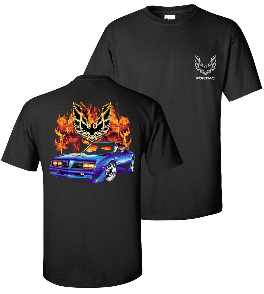 1977 Firebird TransAM - Car Shirts Guy