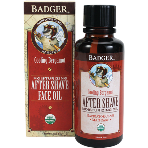 After-Shave Face Oil