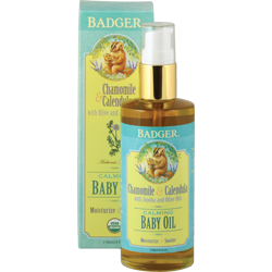 All-Natural & Organic Baby Oil