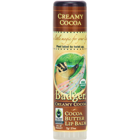 Cocoa Butter Lip Balm - No Added Scent