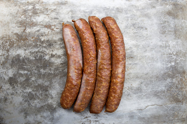 Smoked German Sausage