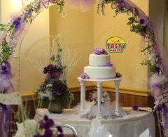 Cakes for Weddings or Engagements * Delivery In Sherwood Park, Edmonton, And Surrounding Areas *