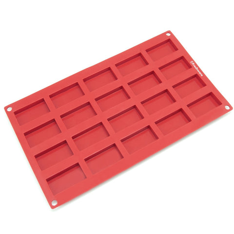20-Cavity Silicone Small Candy, Cookie and Soap Mold - Kitchenware - Tasty Habits