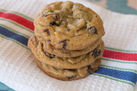 Cookies 12 Pcs Chocolate Chips - Cookies - Tasty Habits Bakery