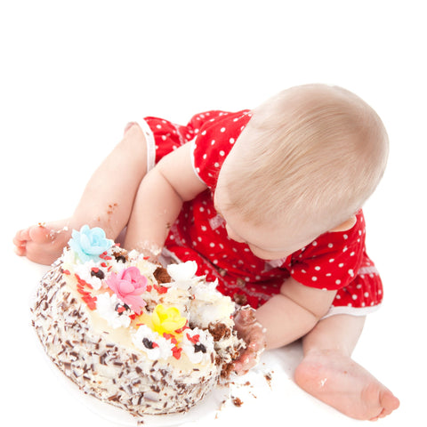Baby Smash A Cake! - Cakes - Tasty Habits Bakery