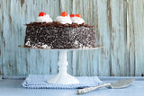 Black Forest Cake - Cakes - Tasty Habits Bakery