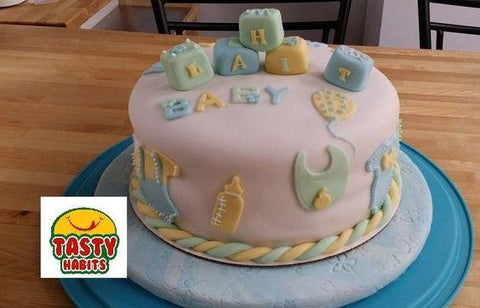 Baby Shower or New Born - Tasty Habits