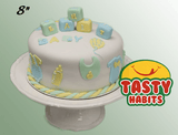 Baby Shower /or New Born - Tasty Habits  - 5