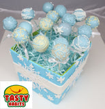 Cake Pops 12 Decorated Pieces - Tasty Habits  - 3