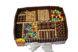 : Choco Tray Cake - Tasty Habits  - 1