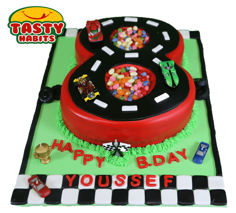 Car Racing - Tasty Habits  - 1