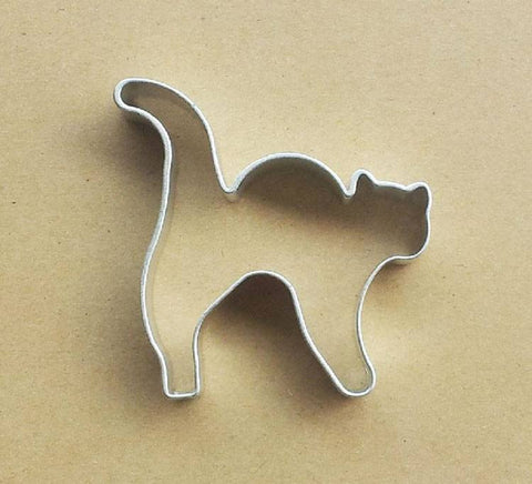 Cat Shape Aluminum Biscuit Mold Cutter - kitchenWare - Tasty Habits