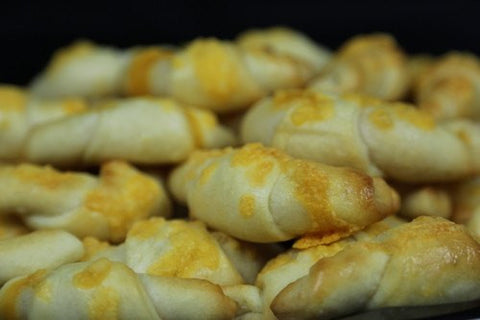 Cheese Rolls - Pastries - Tasty Habits Bakery