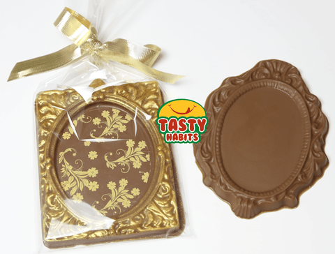 MonaMori Edible Chocolate Frames * Print a Picture On Your Chocolate Frame * - Tasty Habits
