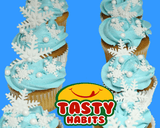 Cupcakes With Toppers - Tasty Habits  - 6