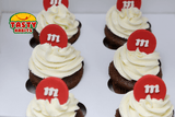 Cupcakes With Toppers - Tasty Habits  - 3