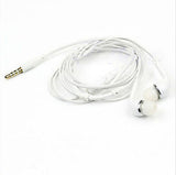 Earpieces 3.5 mm In-Ear Headphone Stereo - Promo Gift Items - Tasty Habits