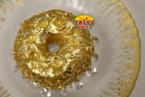 Fancy Custom 24k Gold Donut - Tasty Habits  - 2