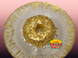Fancy Custom 24k Gold Donut - Tasty Habits  - 7