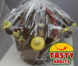 Fruit Basket (35 Sticks) - Baskets - Tasty Habits Bakery