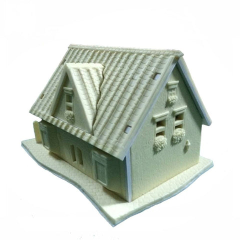 House Building silicone mold - kitchenWare - Tasty Habits