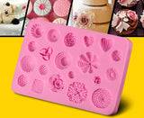3D Silicone Mold Baking Tool - Kitchenware - Tasty Habits