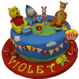 Winnie the Pooh and Friends - Tasty Habits  - 4